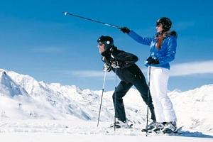 Rakouské Alpy v Hotelu Ötztal *** s plnou penzí a saunami blízko ski areálu...
