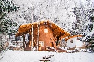 Pohádková vesnička: pobyt na Vysočině pro celou rodinu s polopenzí a bazénem...