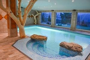 Vysočina v Hotelu Podlesí *** v pohádkovém resortu s polopenzí a relaxací...