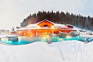 Zimní relax v novém hotelu KUBO *** v Lúčkach...
