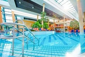 Maďarsko v Portobello Wellness & Yacht Hotelu **** přímo propojeném s termály...