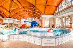 Maďarské termály luxusně v Hotelu Nefelejcs *** se vstupem do lázní a wellness...