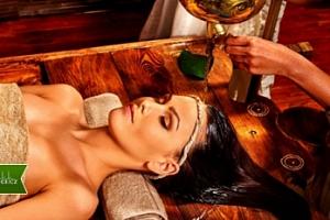 Ájurvédská kosmetická pleťová terapie na 60 nebo 90 minut + masáž...