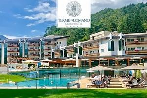 Trentino**** na 5 dní pro dva s polopenzí a wellness, platí rok...