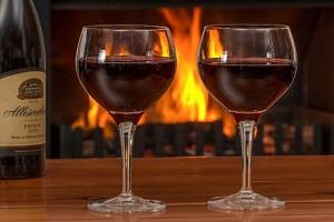 Penzion Retro Vrbovec u Znojma s polopenzí, neomezenou konzumací vína a saunou...