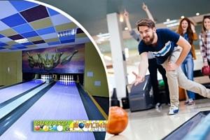 Bowling na 1 nebo 2 hodiny až pro 8 osob v Hradci Králové...