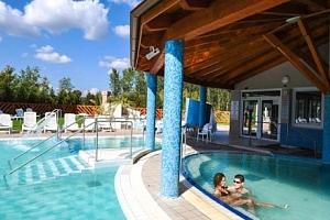 Maďarsko v Hotelu Thermal Park Egerszalók **** s polopenzí a termálními bazény...