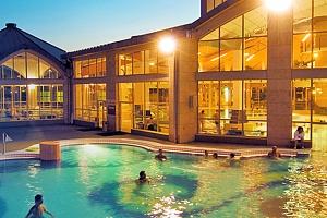 Sárvár v hotelu u arboreta i kousek od centra s možností vstupu do termálů + snídaně nebo polopenze...