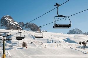 Italské Alpy na 4 dny: Hotel Villa Eden *** u ski areálů s neomezeným wellness...