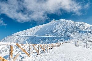 Krkonoše v penzionu kousek od ski areálů Pec pod Sněžkou a Velká Úpa se snídaní, obědem nebo večeří…...