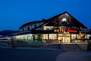 Hotel Eroplán v Beskydech s polopenzí a wellness...