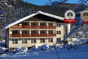 Oceněný hotel U Studánky v Beskydech s polopenzí a wellness...