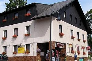 Ubytování s polopenzí a slevami do Sport&Relax centra pro dva v Krkonoších....