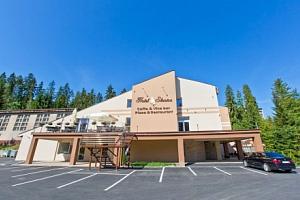 Slovensko: Hotel Slanica na břehu Oravské přehrady s polopenzí + welcome drink...