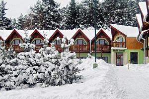 Slovenský ráj a Park Hotel Čingov s kachními hody...