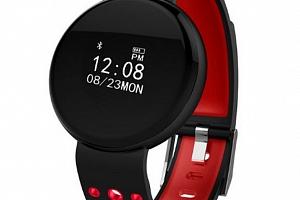 Smart fitness náramek I8- 4 barvy SMW35 Barva: Červená...