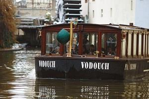 Plavba pražskými Benátkami...