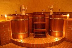 Pivní koupel v Praze...