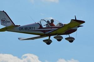 Pilotem ultralightu na zkoušku...