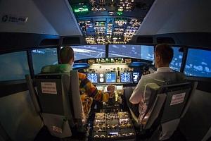 Letecký simulátor Boeing 737...