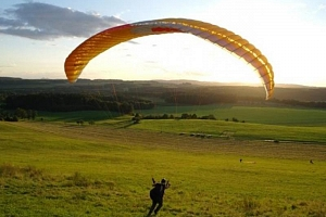 Minikurz paraglidingu...