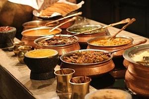Kurz vaření indické kuchyně...