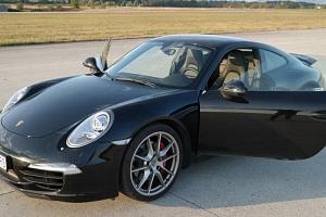 Jízda v supersportu Porsche 911 Carrera S...