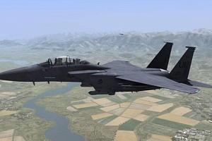 Letecký simulátor stíhačky L-39...