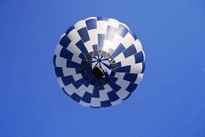 Vyhlídkové lety velkým balónem se stevardem...