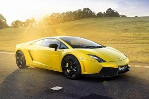 Jízda v Lamborghini Gallardo LP560-4 na Moravě...