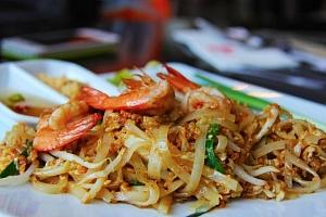 Kurz vaření thajské kuchyně...