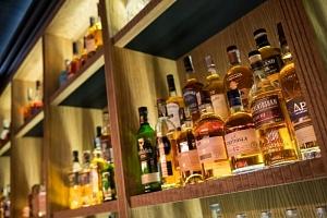 Ochutnávka světových whisky...