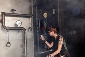 Úniková hra Titanic: Únik z podpalubí...
