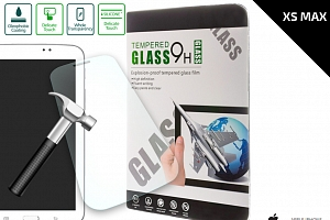 Ochranné sklo Iphone XS MAX Tempered Glass 0,3 mm TVSK9...