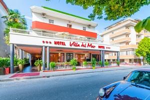 Bibione v Hotelu Villa del Mar *** se snídaní a soukromou pláží na 4 - 8 dní...