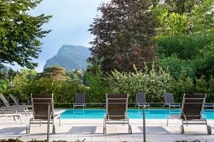 Itálie ve Vital Hotelu Flora **** se snídaní, bazénem a neomezeným wellness...