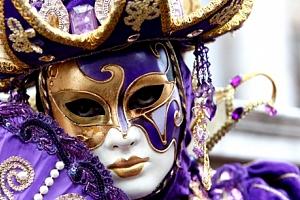 Poznávací zájezd do italských Benátek na karneval masek, La Festa Venezian sull´Acqua....