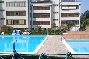 Itálie u pláže na 8 dní v apartmánech Residence Mosaico Piscina s bazénem...