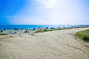 Lido Adriano přímo na pláži v Hotelu Le Dune *** se snídaní na 6 či 8 dní...