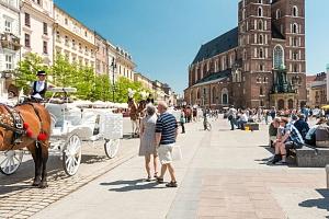 Jarní výlet do Krakova a solných dolů Wieliczka - odjezdy Morava a Slezsko...