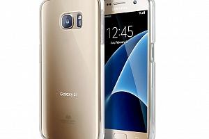 Silikonový zadní kryt pro Samsung Galaxy 7 SK17...