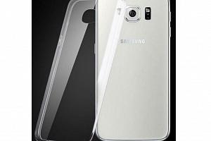 Silikonový zadní kryt pro Samsung Galaxy 6 SK19...