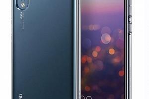 Silikonový zadní kryt pro Huawei P20 SK27...