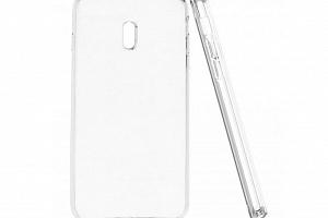 Silikonový zadní kryt pro Samsung Galaxy J3 - 2017 SK24...