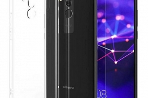 Silikonový zadní kryt pro Huawei Mate 20 SK37...