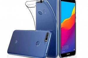 Silikonový zadní kryt pro Huawei Y6 Prime 2018 SK34...