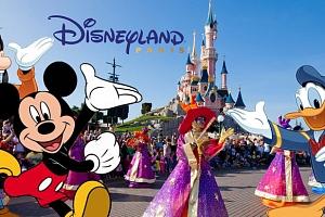 Zájezd do Paříže s návštěvou Disneylandu na 4 nebo 5 dní...