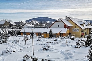 Zážitkový víkend s výrobou perníku, minigolfem v překrásném areálu U Radešínka....
