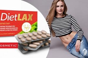 Doplněk stravy DietLAX 108 tablet pro zdravé a rychlé trávení...