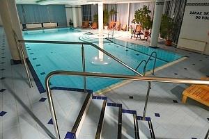 Hodinový vstup pro 2 do bazénu hotelu Prosper v Beskydech...
